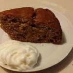 Torta di Castagne e Gocce di Cioccolato