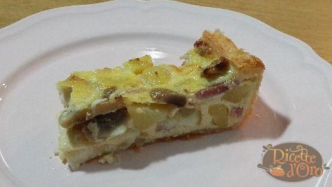 pizza-rustica-funghi-patate-e-speck