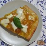 Pizza Margherita con Pomodori Datterini Gialli