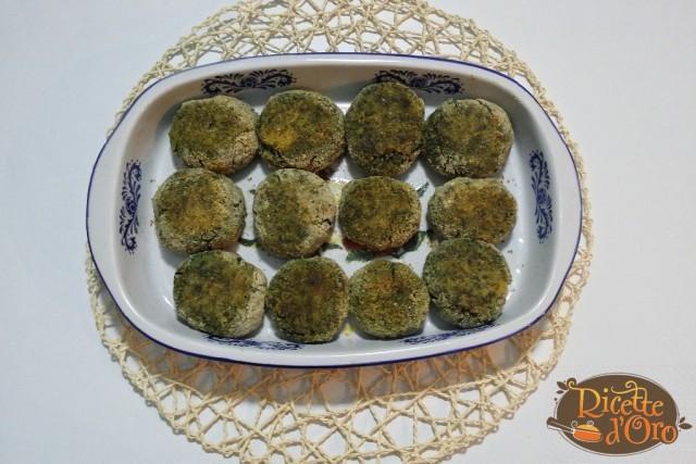 Polpette di Spinaci e Patate al Forno 11