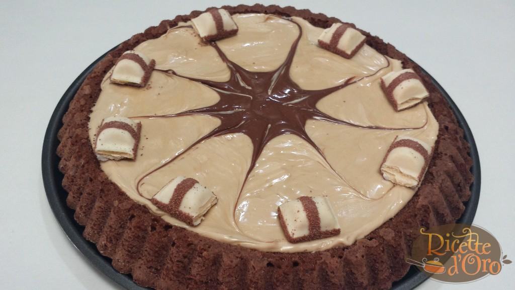 Préférence Torta Kinder Bueno - Ricette D'Oro - Ricette di Cucina WS94