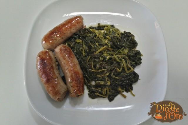 Salsicce e Friarielli