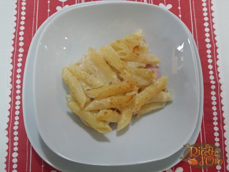 Maccheroni Gratinati2