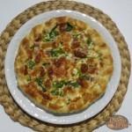 Torta Salata Broccoli Asiago e Pancetta