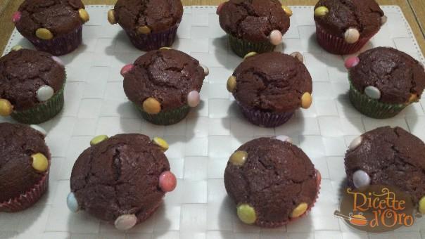 muffin-al-cioccolato-smarties3
