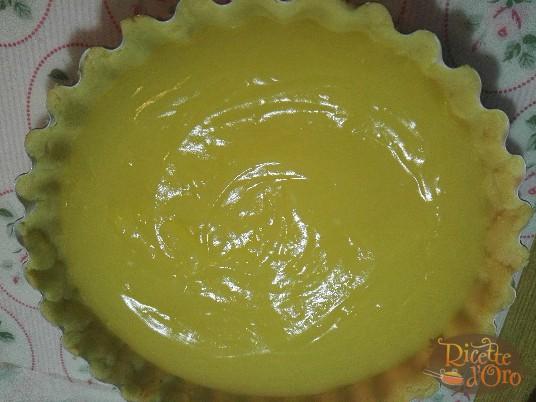 Ricetta Crostata Al Limone Di Ricette Doro