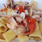 Calamarata ai Frutti di Mare